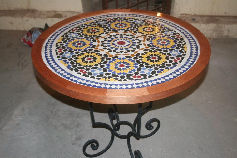Столешницы с мозаикой